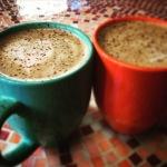Mmmm... coffee!